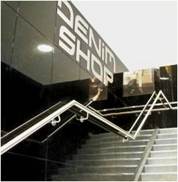 Topshop Topman staircase picture 2