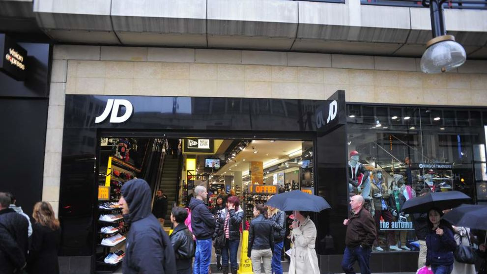 JD Sports Considering Takeover of Rival Chain