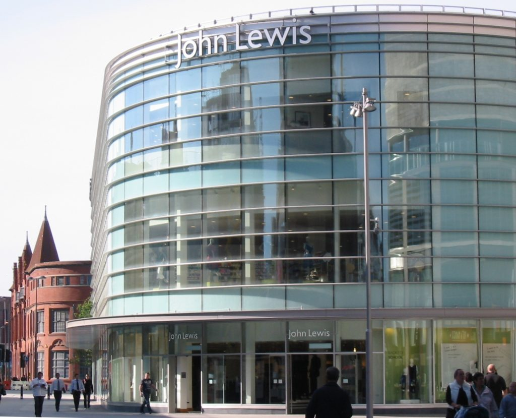 John Lewis to Invest £9m in Beauty Department