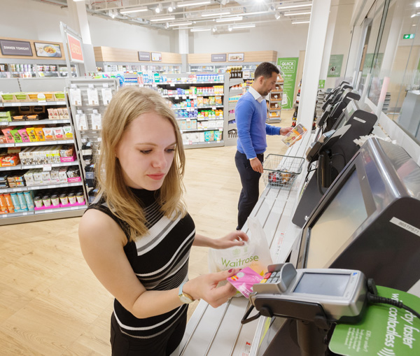 Waitrose Opens UK's First Cashless Store in Sky HQ