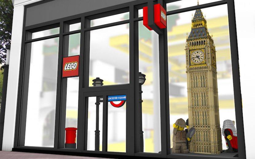 LEGO Flagship Store to Open in London