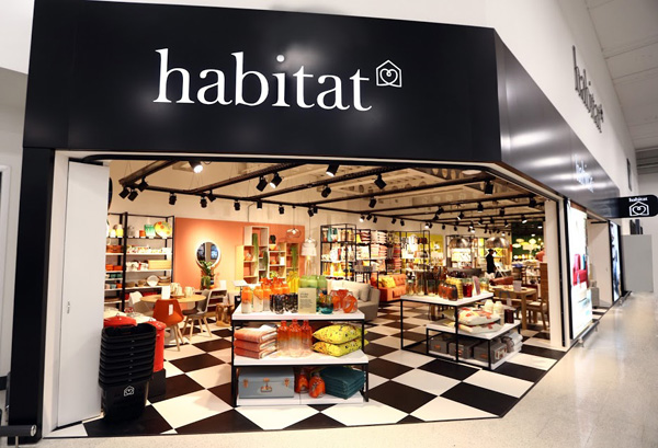 First Mini Habitat Store in Sainsbury's Opens