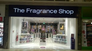 Poole Fragrance Shop Storefront