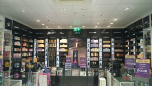 Inside The Fragrance Shop