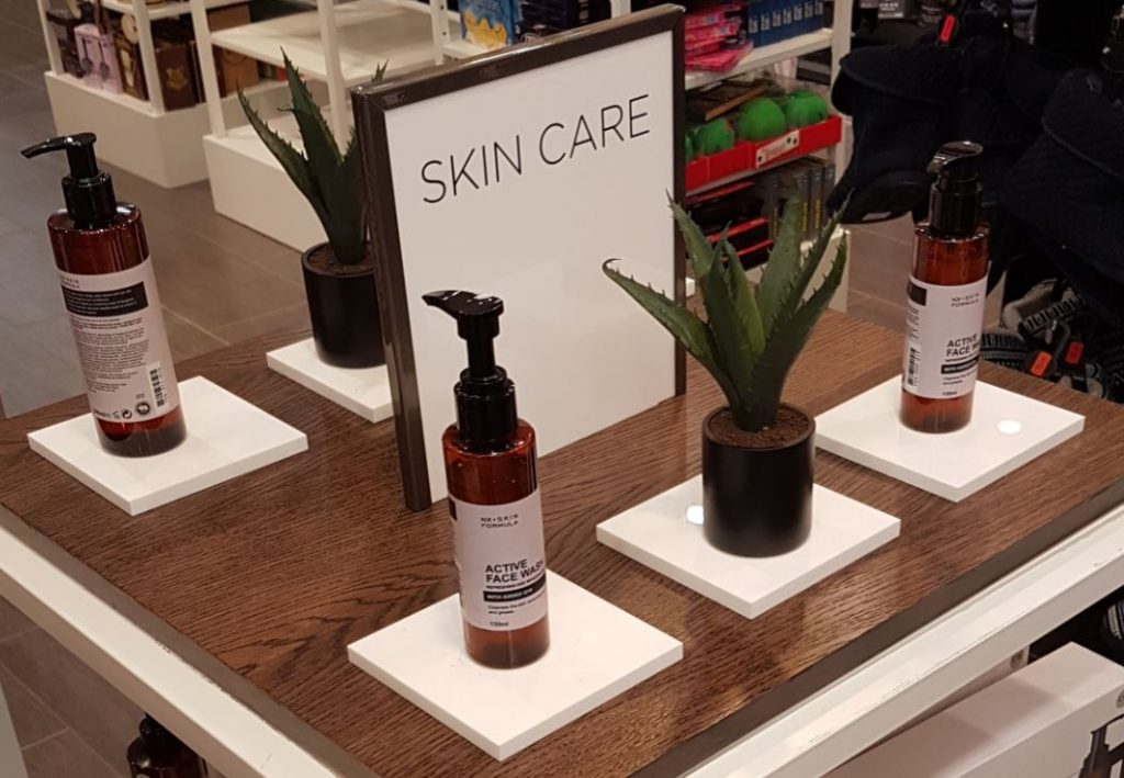 Next Skin Care Unit